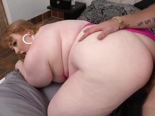 Roobi Royal - Peek A Big Boobies, BBW, SSBBW, PAWG cunnilingus, big chunky ass