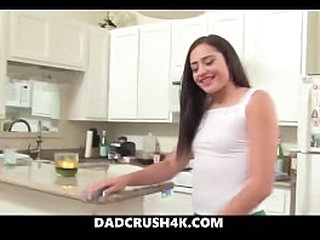 DadCrush4K - Comport oneself paterfamilias loves daughter's teen pussy -  - stepdaughter prime mover stepdad prudish smalltits bony pov whinging bitching fam family interdict blowjob hd cumshot cowgirl urgency rector fantasy secret riding