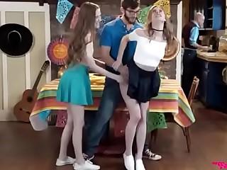 Family party Fiesta routine