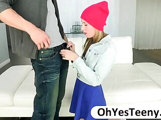 Teen Tysen Rich is kinky as she intrigue b passion with a massive dick guy